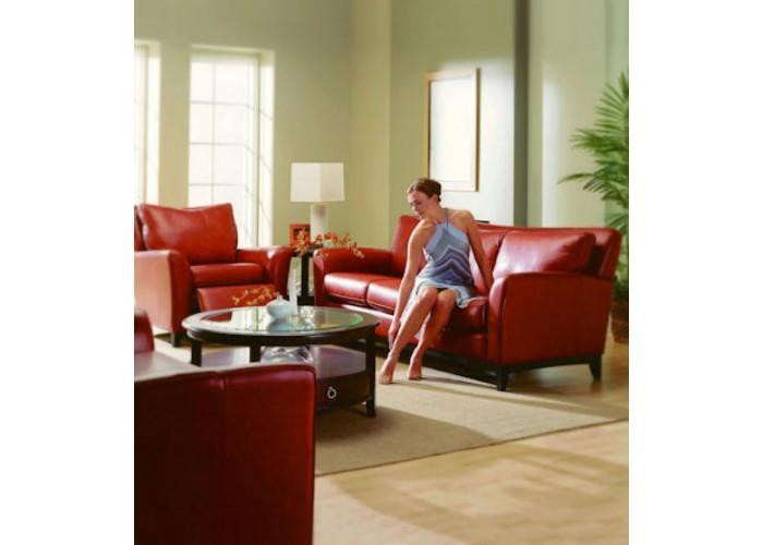 Palliser India Leather Sofa Amp Set
