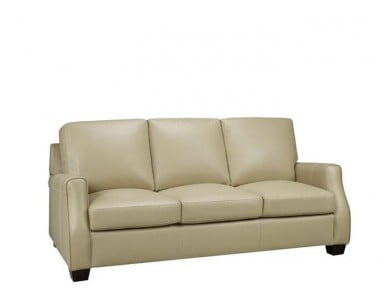 Dane Leather Sofa Set