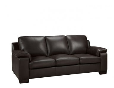 Maxwell Leather Sofa Set