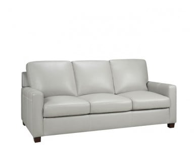 Metro Leather Sofa Set