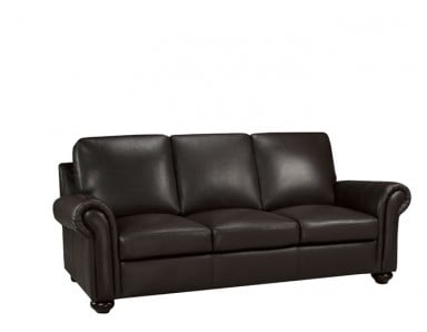 Oxford Leather Sofa Set