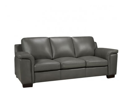 Signature Leather Sofa Set