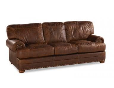 Hanover Leather Sofa & Set