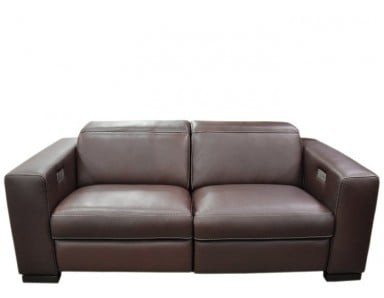 Jevin Power Reclining Sofa with Power Headrest