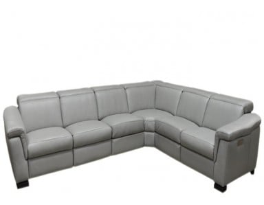 Windsor Power Reclining Sofa with Power Headrest