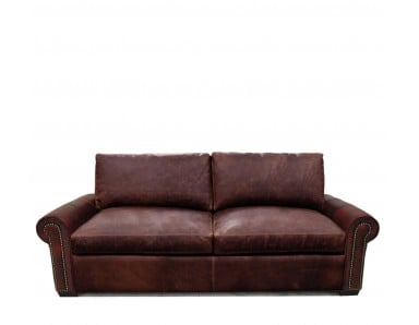 Sonoma Oversized Leather Sectional (Largest)
