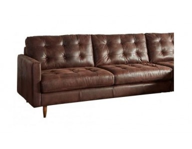 Suffolk Leather Sofa & Set