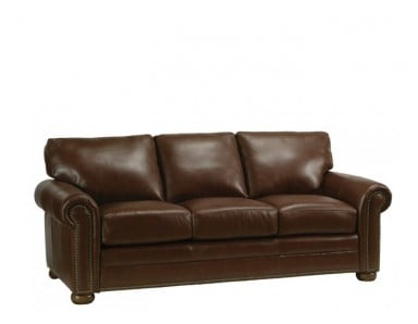 Alden Leather Sofa or Set