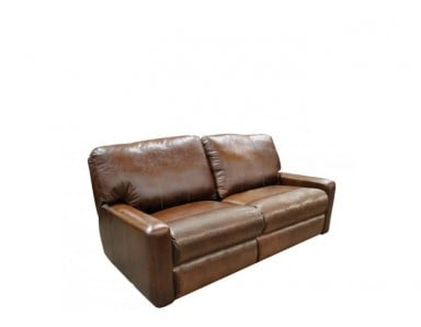 Archer Reclining Leather Sofa or Set - Available with Power Recline