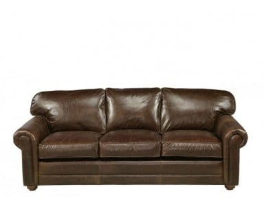 Augusta Leather Sofa or Set