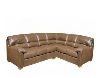Bali Leather Sectional