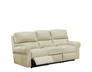 Bar Harbor Leather Reclining Sofa & Set