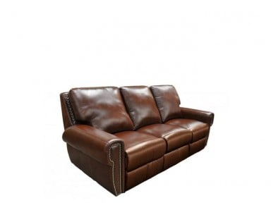 Beverly Leather Reclining Sofa & Set