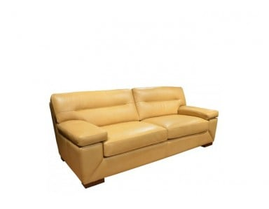 Carolina Leather Sofa & Set