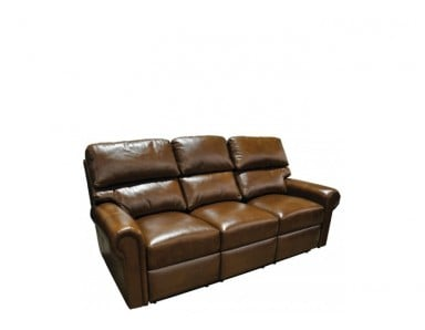 Carrabelle Leather Reclining Sofa & Set