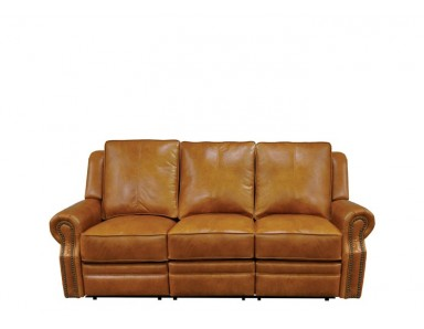 Charlotte Reclining Leather Sofa or Set