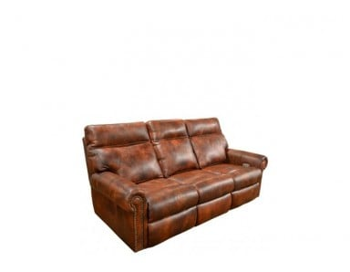 Chipley Leather Reclining Sofa & Set