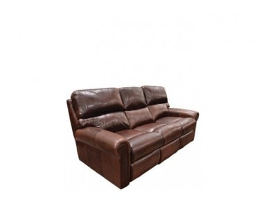 Clermont Leather Reclining Sofa & Set