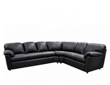 Clinton Leather Sectional