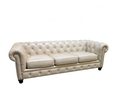 Colt Leather Sofa & Set
