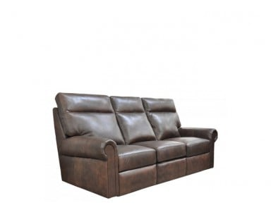 Cottondale Reclining Leather Sofa or Set - Available With Tilt Headrest
