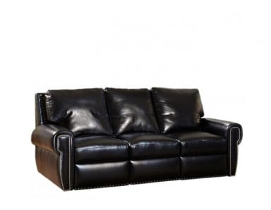 Dania Leather Reclining Sofa & Set