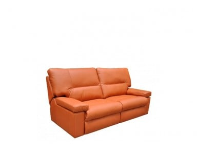 Davenport Leather Reclining Sofa & Set