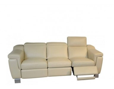 Destin Leather Reclining Sofa & Set