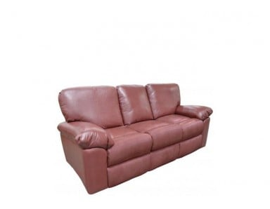 Edgewood Leather Reclining Sofa & Set