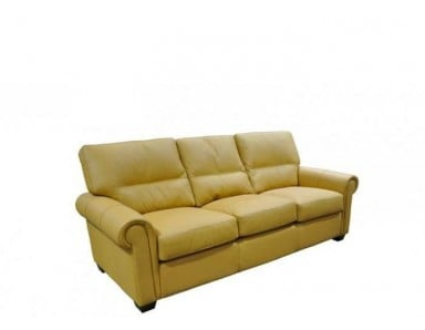 Franklin Leather Sofa & Set