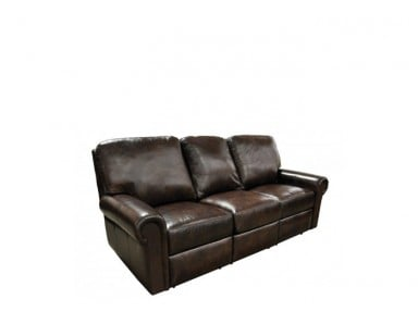 Greensboro Leather Reclining Sofa & Set