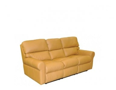 Haven Leather Reclining Sofa & Set
