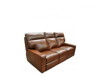 Lantana Leather Reclining Sofa & Set