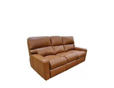 Laser Leather Reclining Sofa & Set