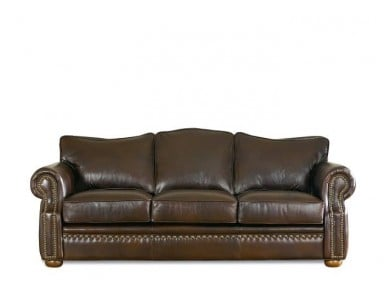 Lenox Leather Sofa or Set