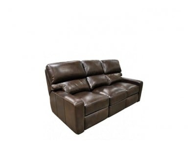 Martin Leather Reclining Sofa Set & Sectional