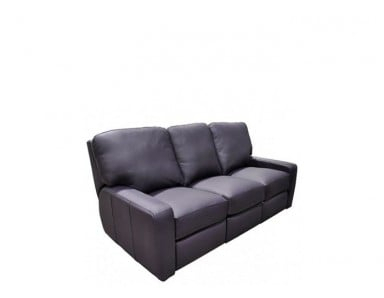 Mathews Leather Reclining Sofa & Set