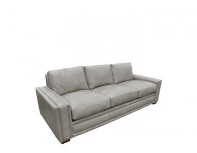 Mia Leather Sofa & Set