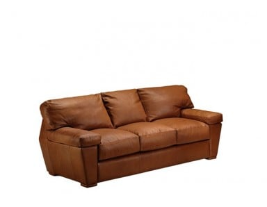 Mint Hill Leather Sofa or Set