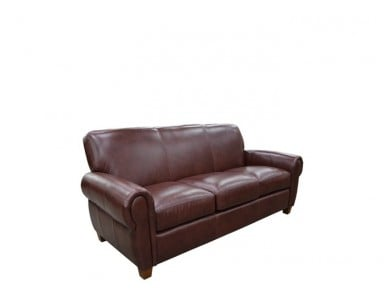Mooreville Leather Sofa & Set