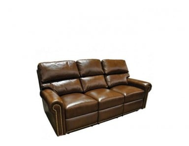 New Bern Leather Reclining Sofa & Set