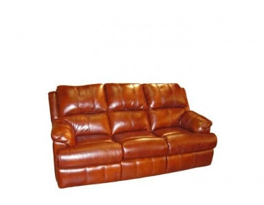 Newberry Leather Reclining Sofa & Set