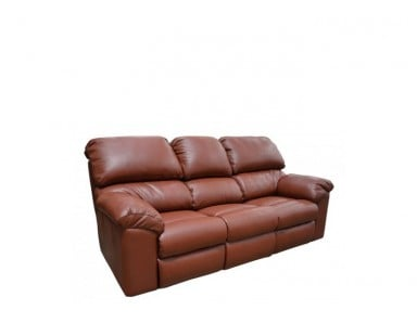 Oldsmar Leather Reclining Sofa & Set