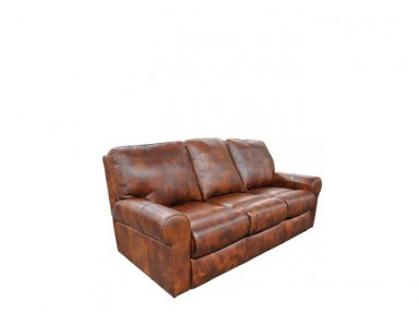 Palmetto Leather Reclining Sofa & Set