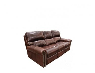 San Leandro Leather Reclining Sofa & Set