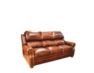 San Rosa Leather Reclining Sofa & Set