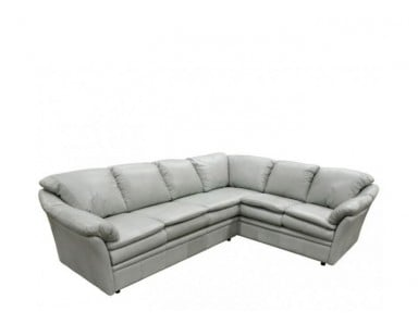 Sanford Leather Sectional