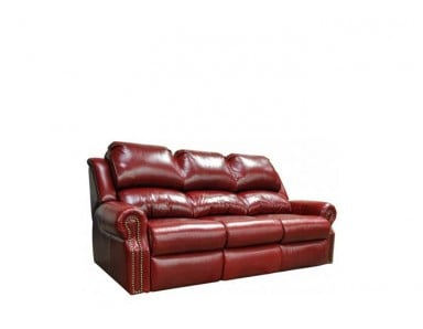 Sanibel Leather Reclining Sofa & Set