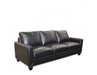 Shelby Leather Sofa & Set