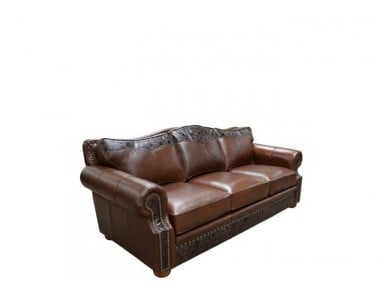 Smithfield Leather Sofa & Set